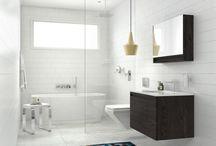 Inredning badrum / toalett / tvättstuga