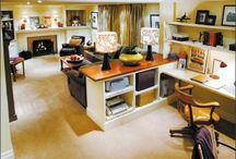 home office living room