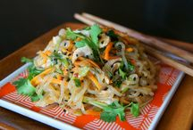 Recipes:  Asian Recipes / by Melissa