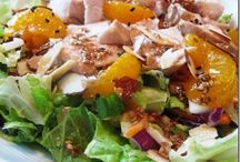 Salads / by Melony Fellers