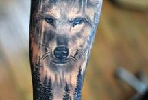 tatuaż men