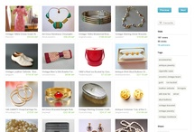 WINNER EcoChic Treasury Theme of the Week! / by EcoChic Vintage Jewelry