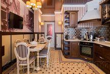 Прямые кухни в Минске