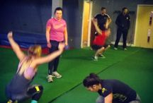 Tribal Fitness / Upstairs at Paleo Fitness - Circuit Training, Boot Camps, Personal Training, Parkour