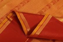 Sarangi, the Kanjivaram sari store