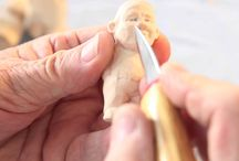 Wood Carving / wood carving, chip carving