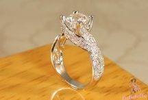 Engagement Rings / by Zen & Spice