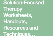 Psych - solution focused