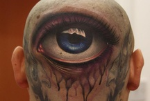 Olho, eye, глаз, око, ตา, μάτι, 眼, 目, occhio, ojo, göz, очей, عين ,עין / Tattoo