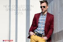 Collection spring/summer 2015 / STYLER's new collection is coming soon.