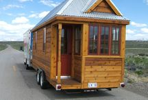 tiny homes on wheels / tiny movable homes, tiny house plans by jay shaffer, tumbleweed & others / by jan lefevre