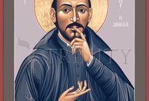 """is Catholic Saints & Icons """" Western style"""""""