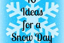 Kid's~ Kid's Activities- Rainy Day/ Snow Day / Kids Activities, Rainy Day Activities, Snow Day Activities, Crafts, Activities, DIY, Kids, Children