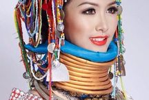 Ethnic Headdress