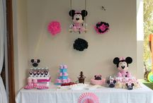Candy Bar Minnie Mousse