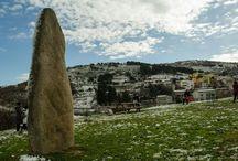 Dei Menhir dell'Isola di Sardegna / Che funzione avevano i menhir nel contesto dell'architettura nuragica in Sardegna