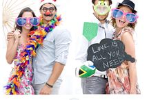 Wedding Photo Booth Inspiration