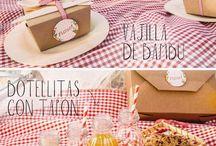 picnic cumpleaños