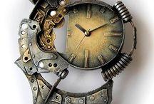 Часы и прочий стимпанк