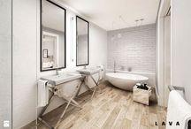 Interior łazienka