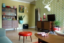 Mid century decor / by Donna Florence