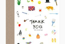 Thank You Stationery