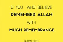 Quran / Verses from Quran . Quranic quotes . Quotes from Quran .