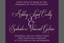 DMD WEDDING / Wedding Invitations and more