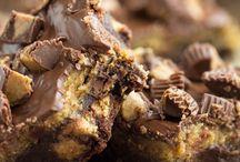 Reese's cheese cake brownies
