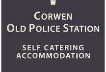 Corwen Old Police Station / Luxury self catering accommodation