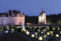 Loire, Loara / Dolina Loary, zamki nad Loarą