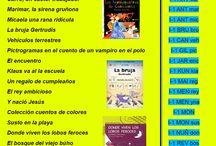 + Cuentos: Pictogramas / En la Biblioteca Municipal Manuel Alvar (Zaragoza) encontrarás numerosos libros con pictogramas para dar los primeros pasos en el mundo de la lectura.