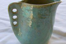 Ceramic: Pitcher  / by Marjorie Olesen