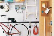 Garage Organization / by Inspire Bohemia