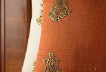 Cushions / Gota patti