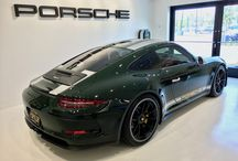 Modern Porsches