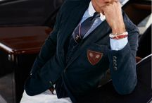 Gentleman Sailor / Sailing style and accessories / by David Belsham