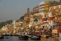 Favorite Places and Spaces / Amaizing Nepal and Incredible India