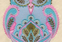 Embroidery Designs / by Diane Collins