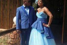 setswana dresses