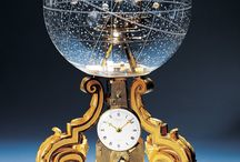 Orrery & planetarium mechanisms