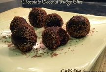 Kitchen- fudge and truffles / Fudge, truffles and chocolate candies / by Katie Lake