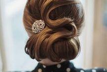 Matron Hair / Hair for my sister's wedding.