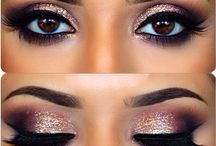 smoky eye makeup