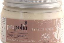 Masque bio / Masque capillaire 100% naturel
