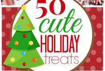 Holiday Treats / by Alyssa Rosca