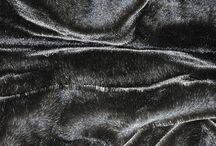 JT // Onyx Fur Bomber Jacket Inspiration