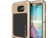 NOTE 5 PUNKCASE® METALLIC W/ TEMPERED GLASS ! / Note 5 Case, Punkcase® Metallic w/ Tempered Glass Screen Protector | Shockproof | Dirtproof | Snowproof | Aluminum Frame Cover Armor Case for Samsung Galaxy Note 5 Punkcase® METALLIC Case Is Made with a Strong Aluminum Alloy Bumper, a Heavy Duty Scratch-Resistant Touch Sensitive Screen Guard, a Non-Slip Grip & Protect Port Openings. The Punkcase® METALLIC comes with a TEMPERED Glass Armor 9H 0.33mm thick glass screen protector built in.