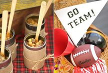 TEAM SPIRIT / We are all about getting together and cheering on your favorite teams!