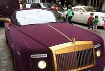 Crazy Colours - Unique Cars
